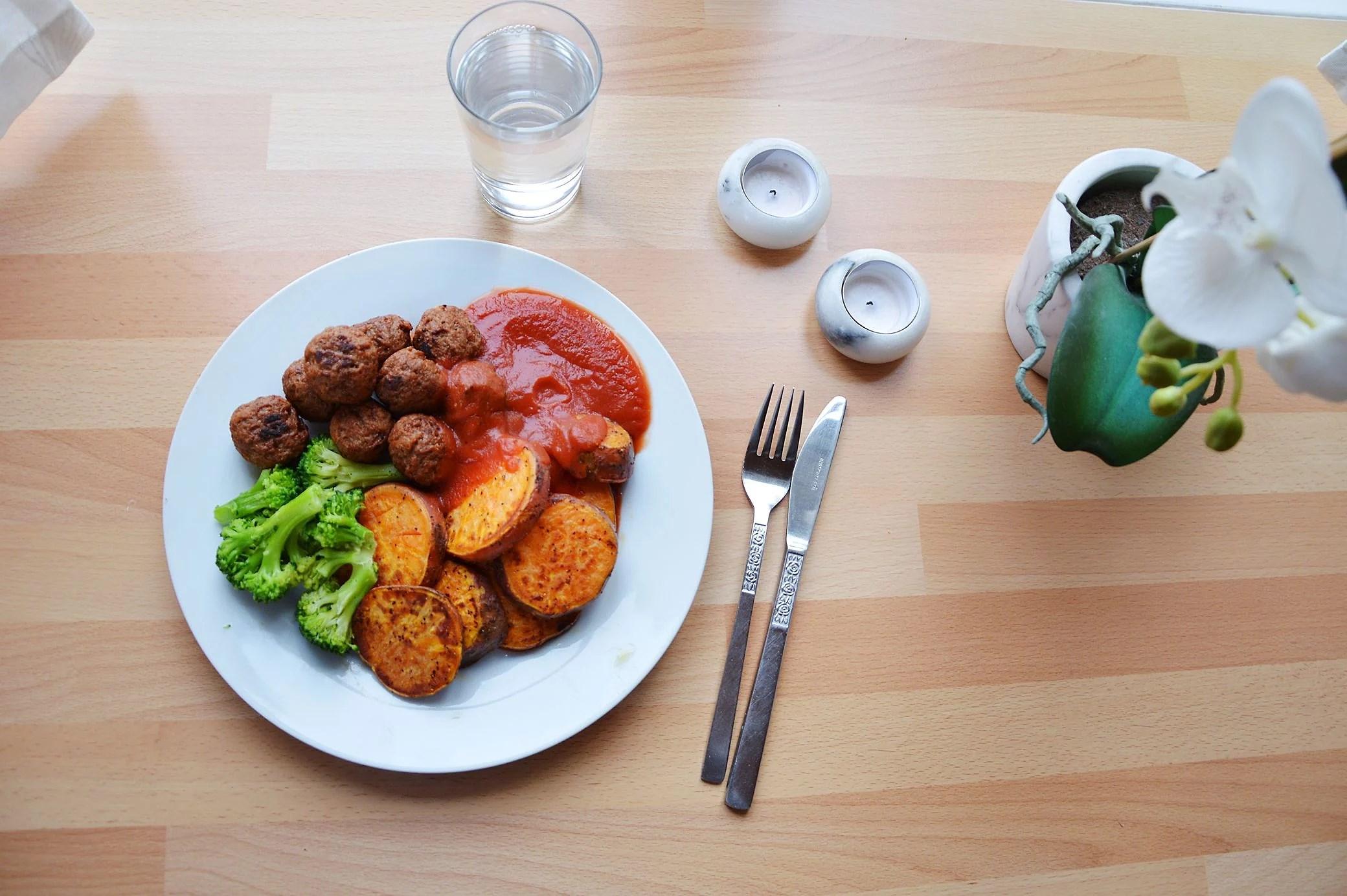 Sojabullar från Hälsans kök