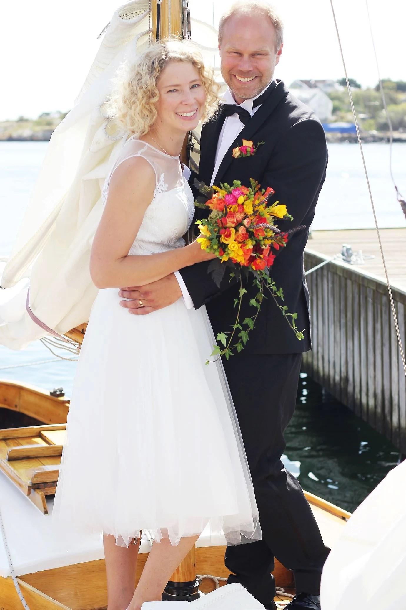 Isabella och Anders