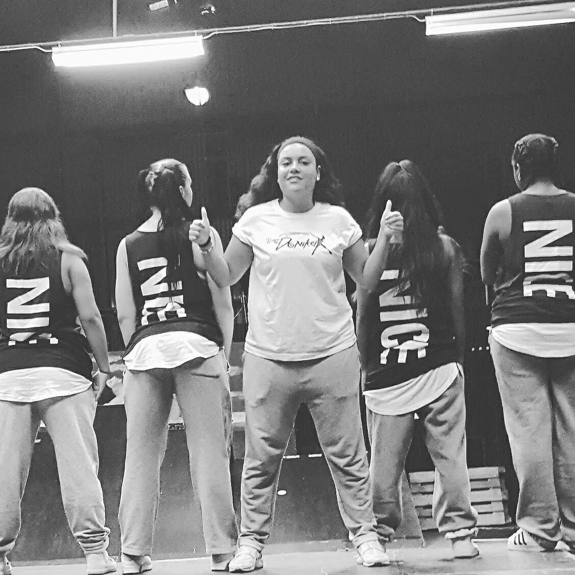The Clique,  Dance- show
