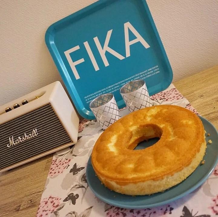 Sockerkaka
