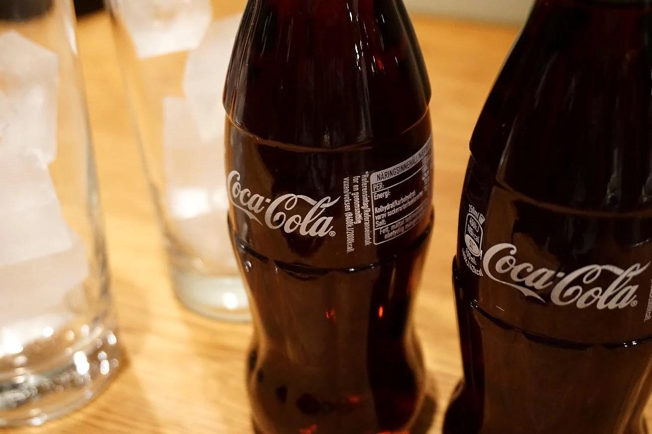 Coca-cola beroende