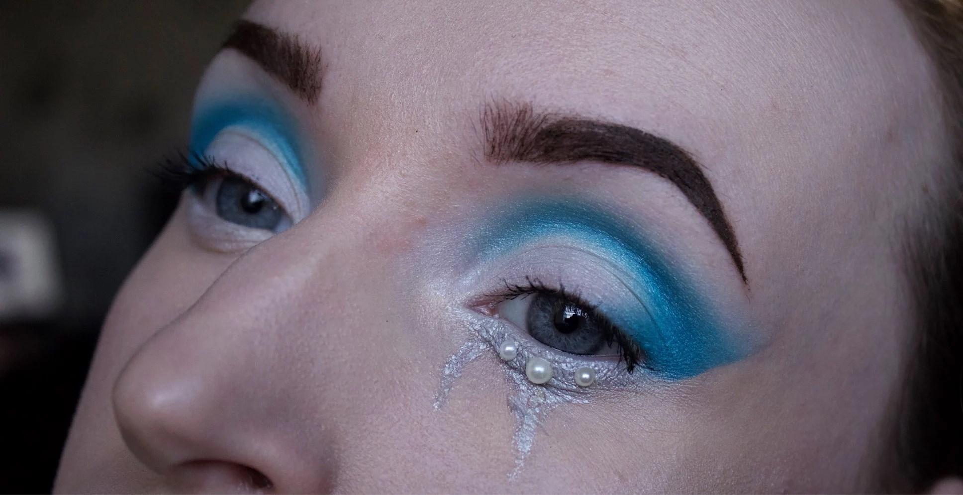 Makeup look: Cinderella