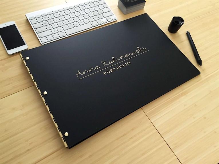 custom portfolio