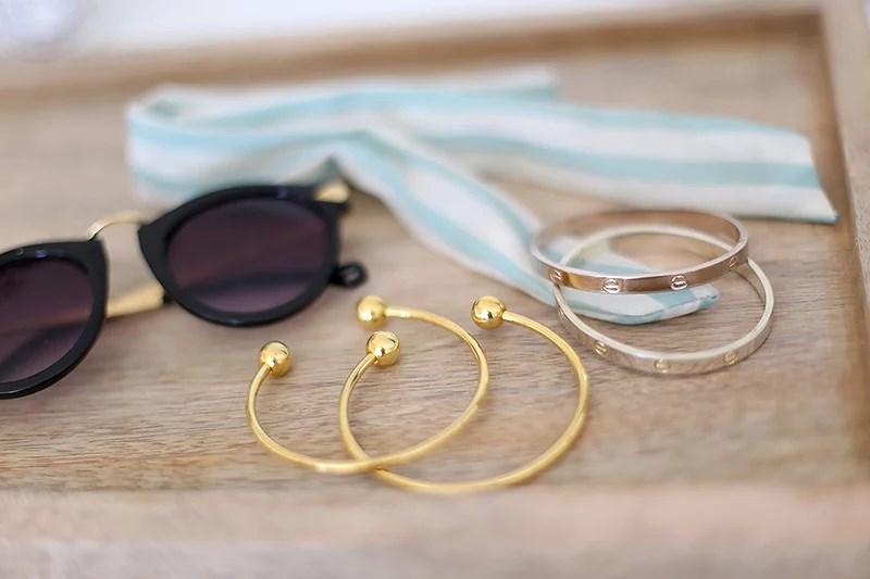 krist.in ebay finds sunglasses bracelet love
