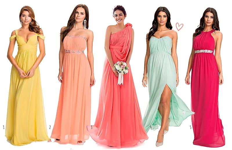 kjoler til bryllup selskapskjoler bryllupskjoler forloverkjole hvilken kjole til bryllup