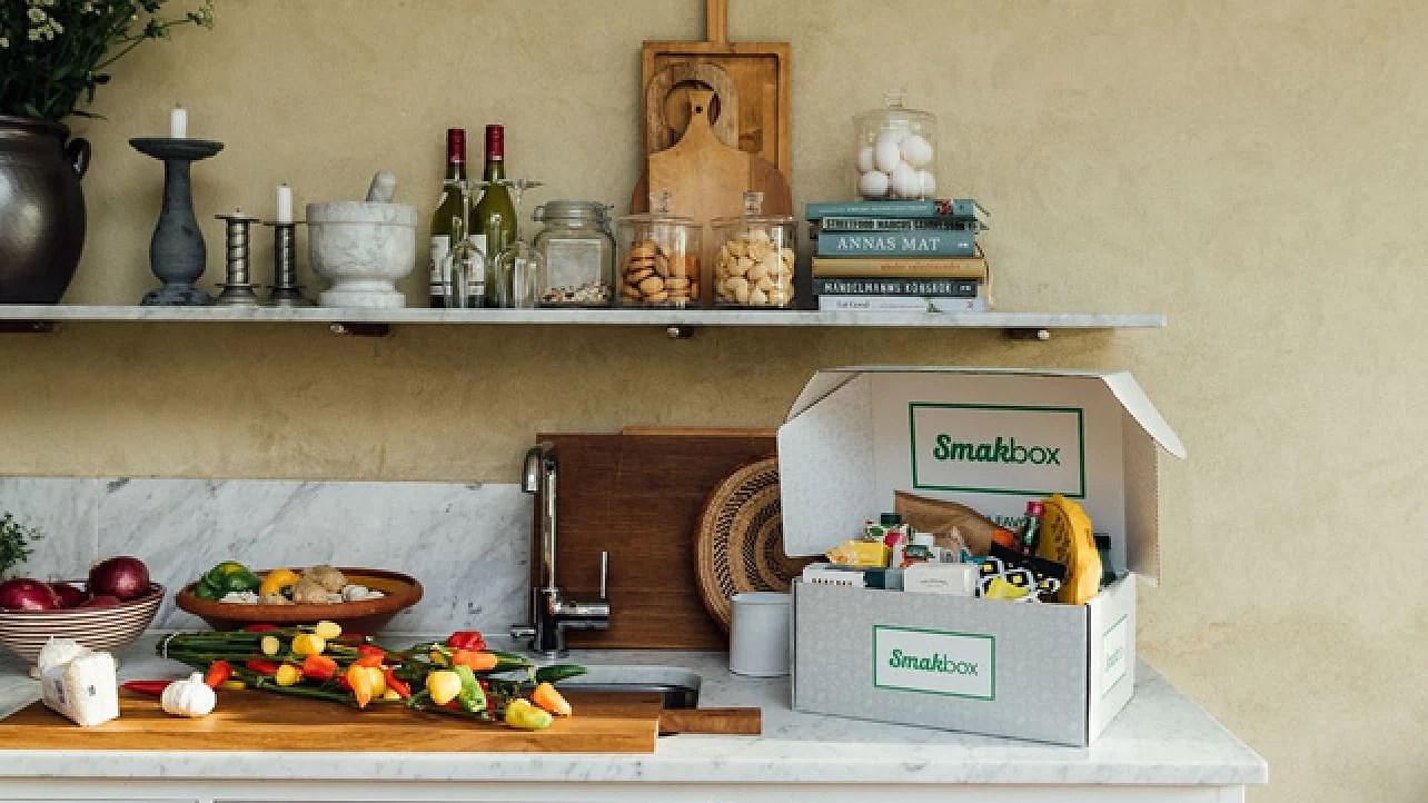 Prova Smakbox via Smartson för bara 129kr