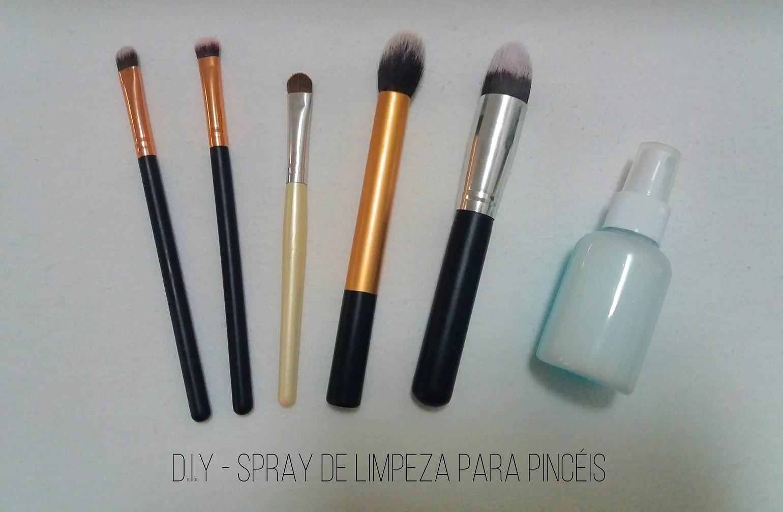 D.IY - Spray de Limpeza Para Pinceis