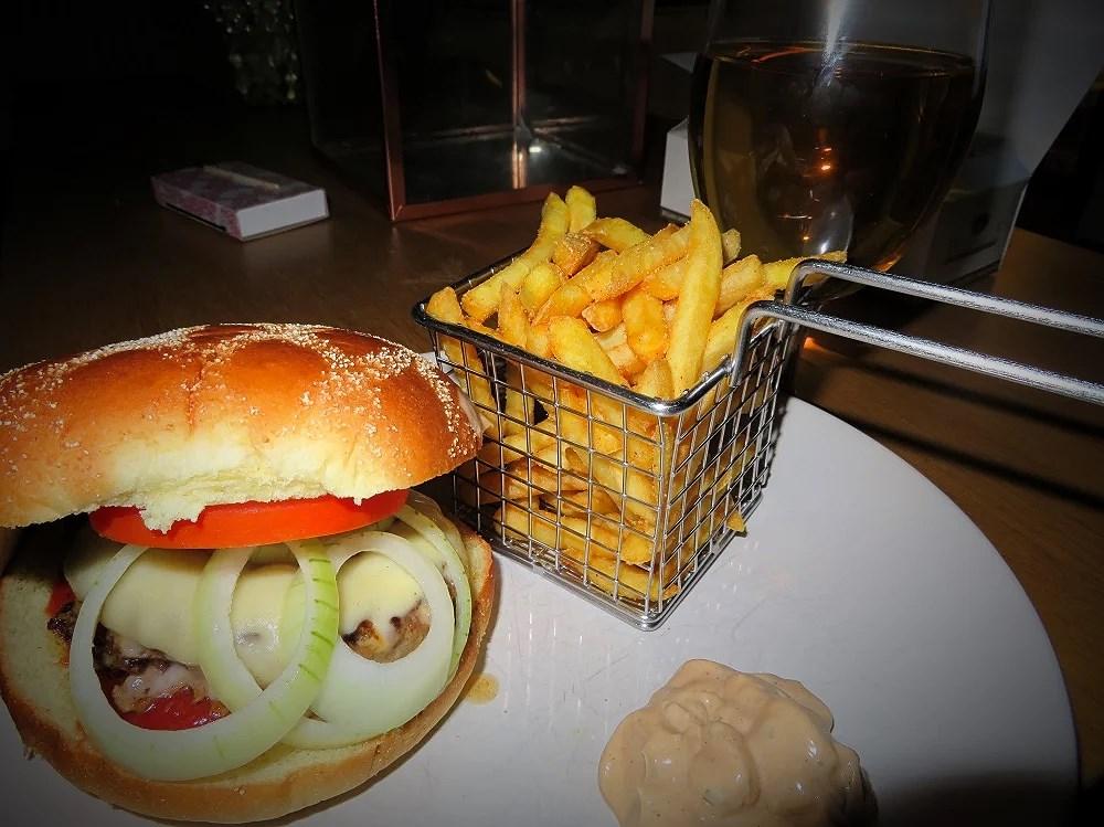 Friday burger