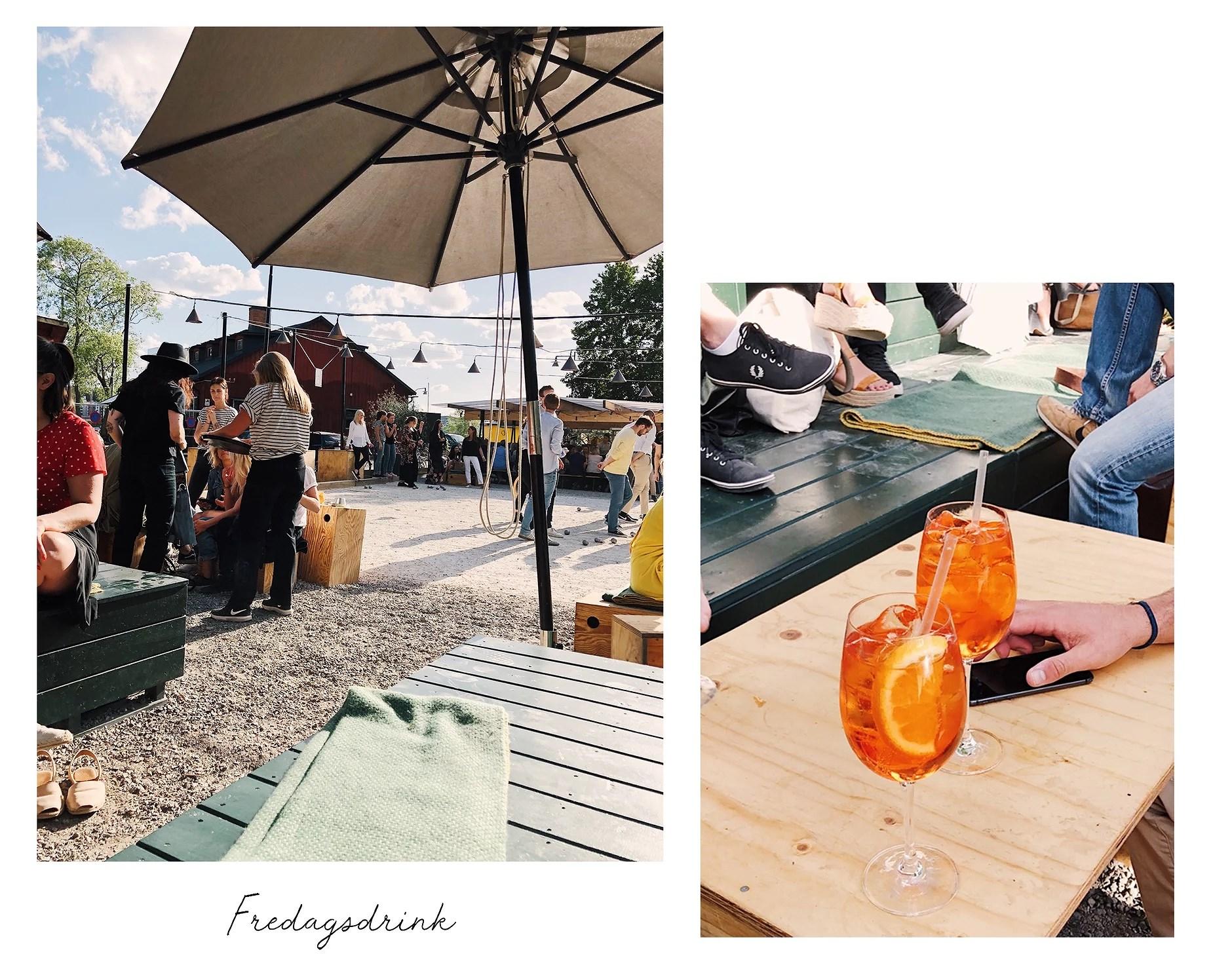 Min helg i bilder: drinkar, studentmottaging och söndagschill