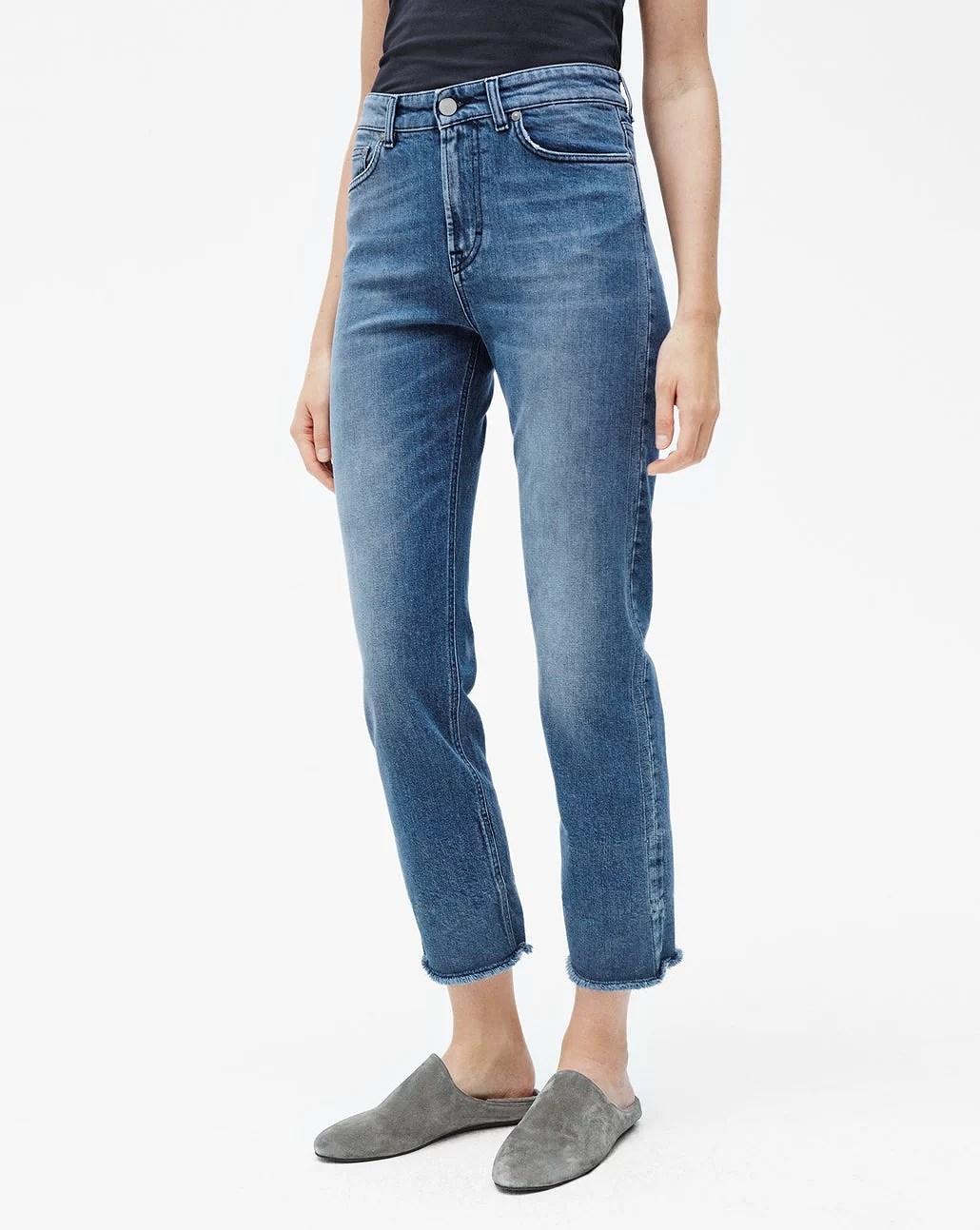 """Projekt Basgarderob"" Pt. 2 - Jeans"