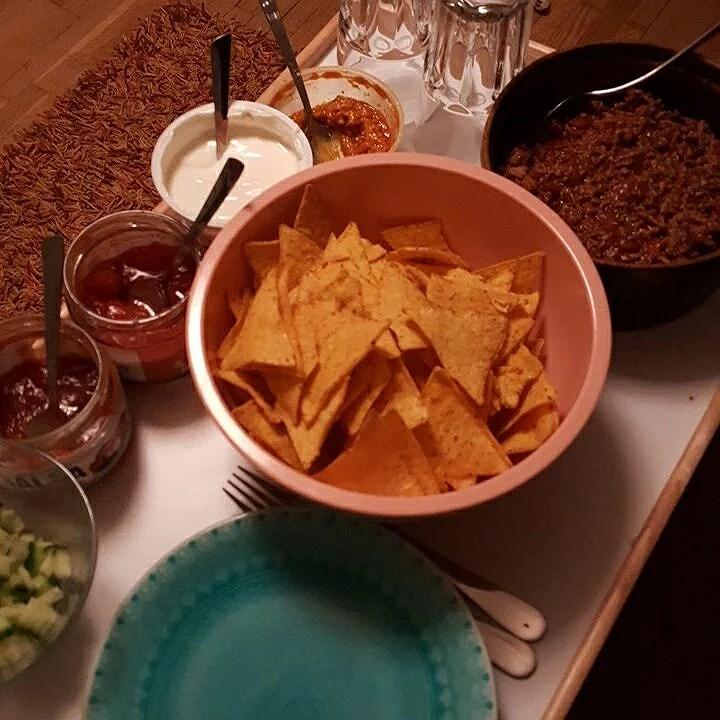 Dags för nacho!
