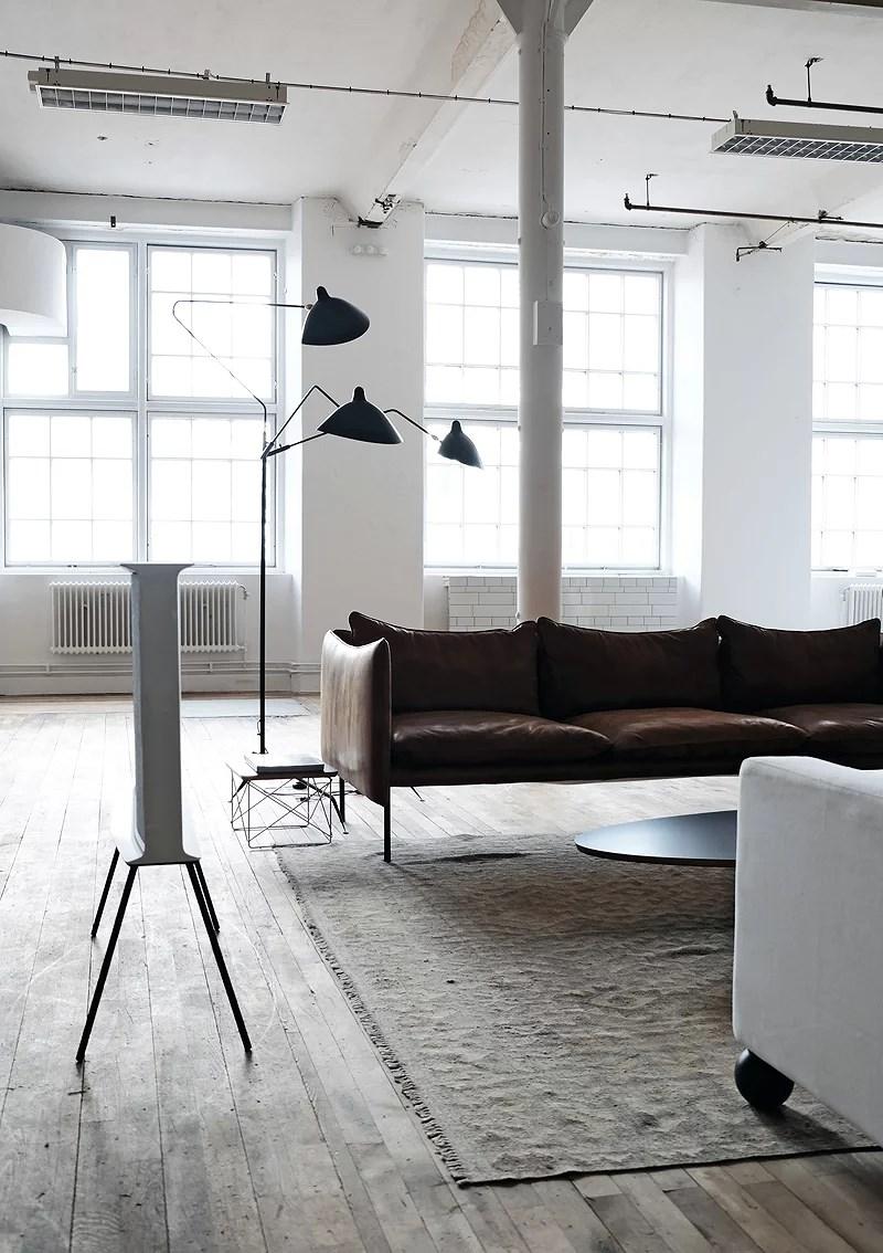 Samma soffa - 3 stilar