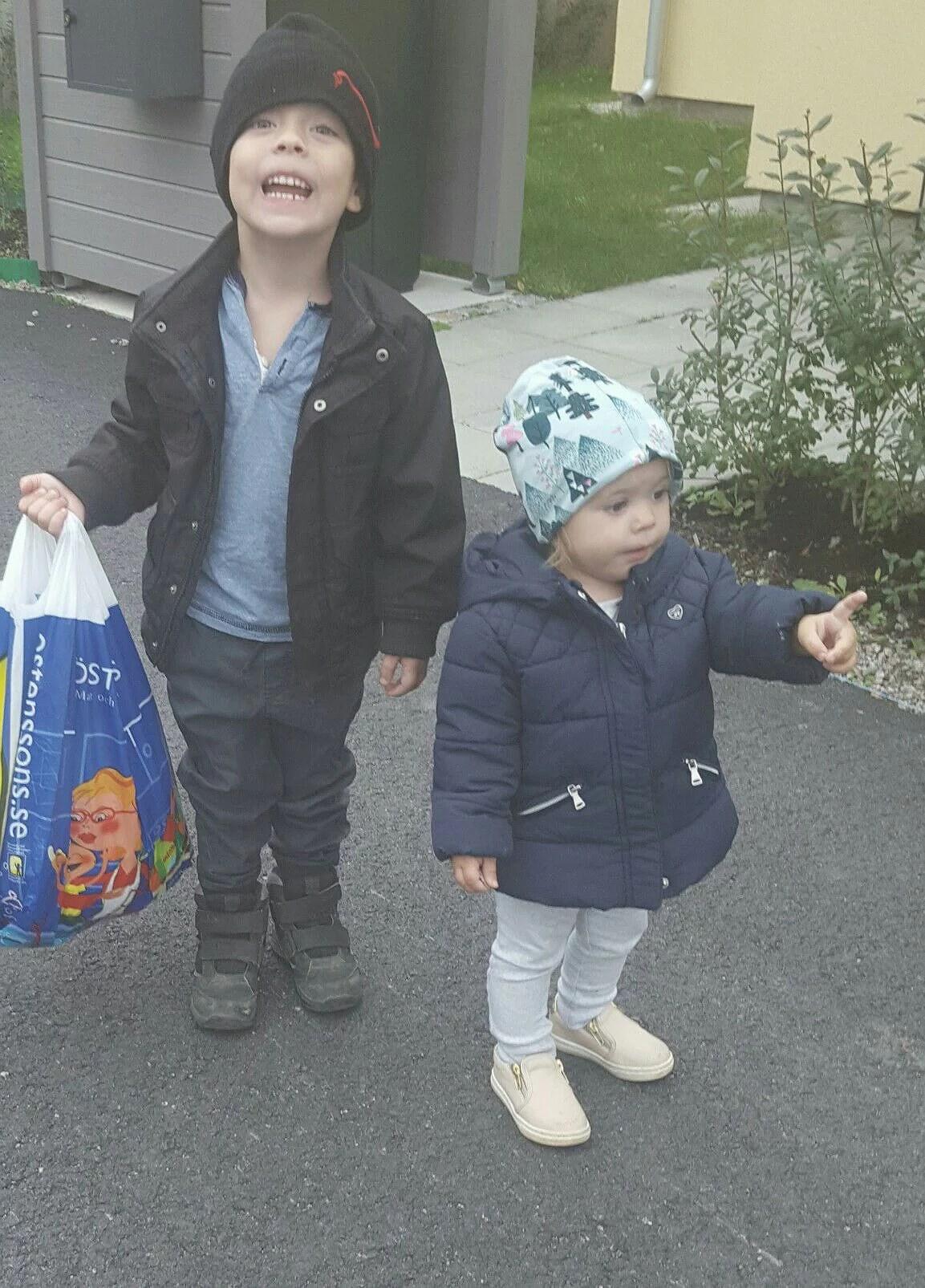 När barnen själva får välja