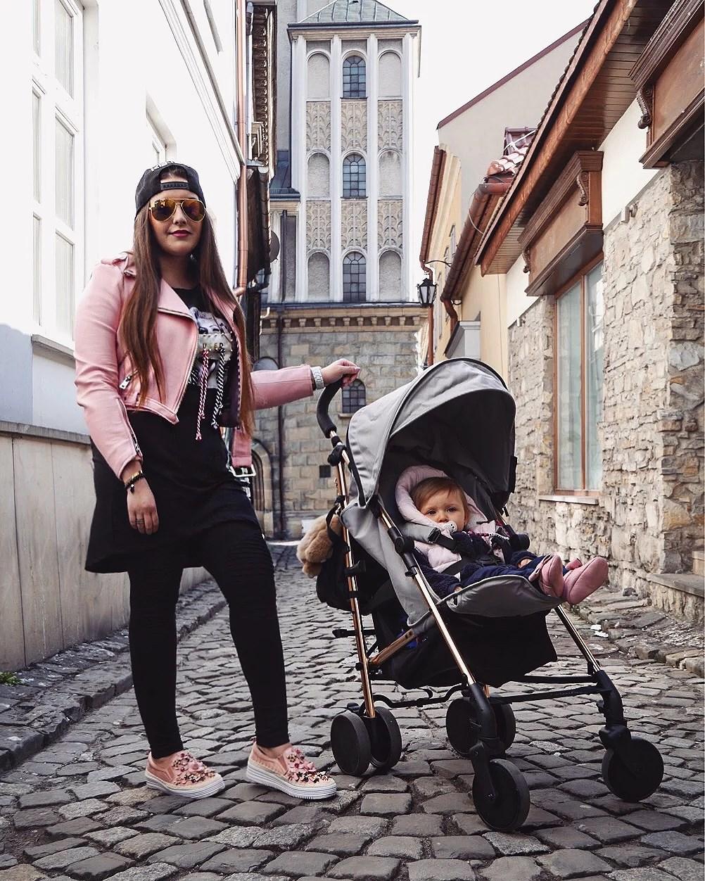 Elodie Details - wózek spacerowy Stockholm Stroller 3.0       - SCANDINAVIAN BABY -