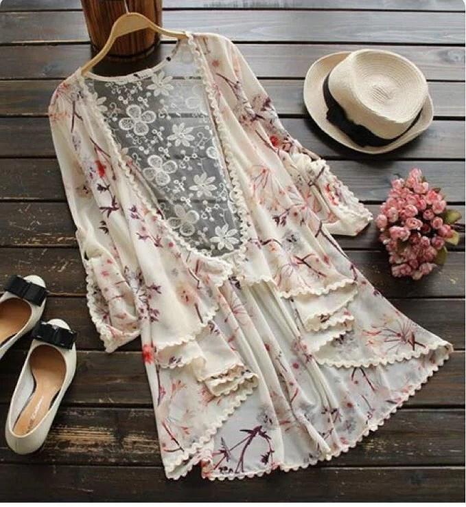 Dress like its Summer