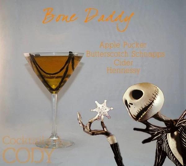 Disneyinspirerade drinkrecept: Jack Skellington
