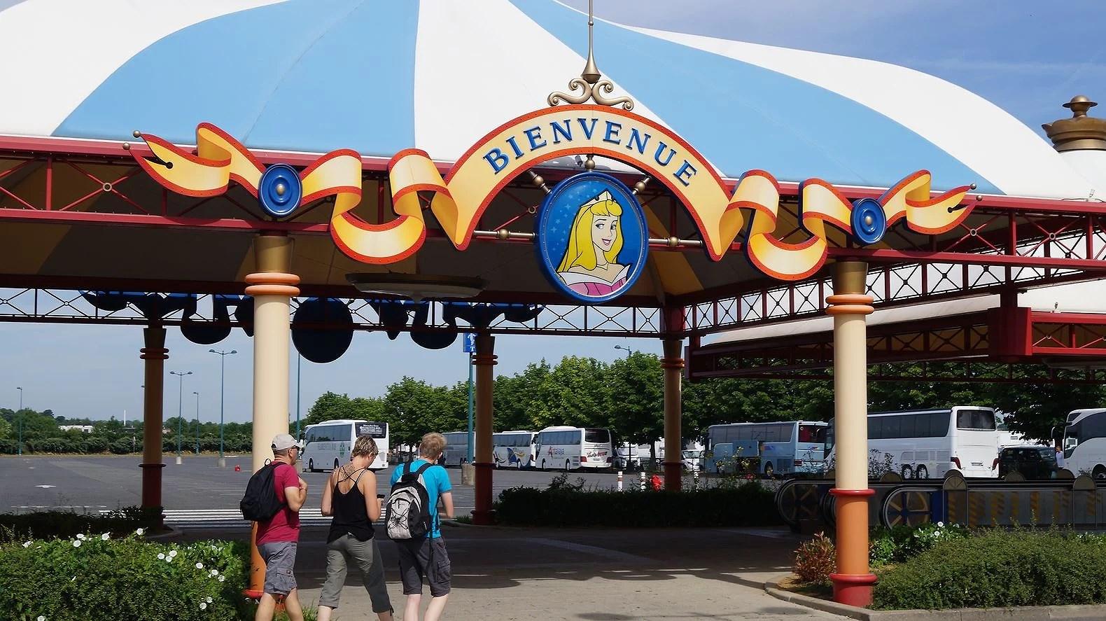 Var hittar jag kartor över Disneyland Paris? (EuroDisney)