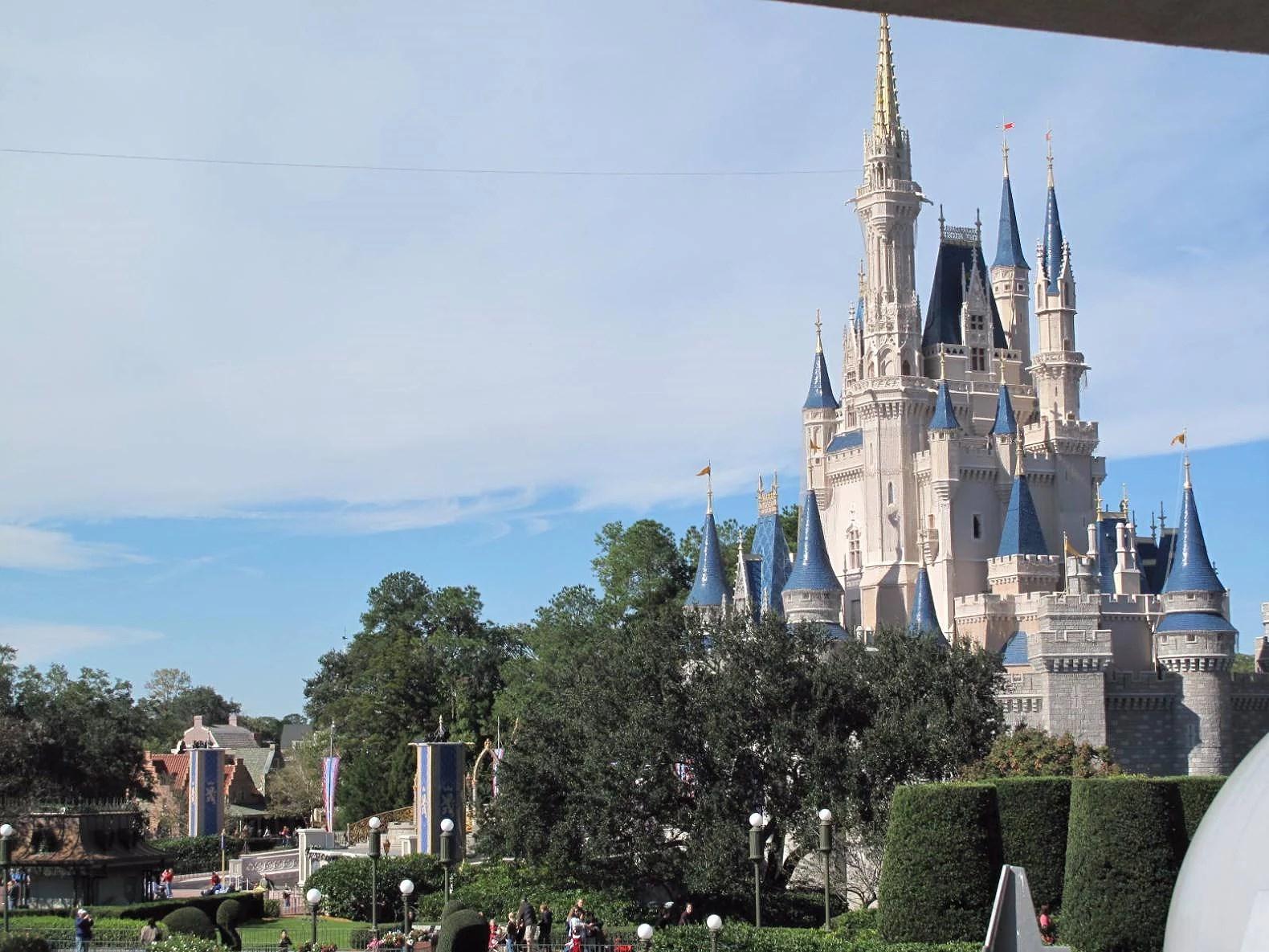Välja biljetter till Walt Disney World