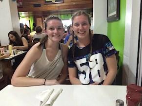 NF, livet som student & idrottare
