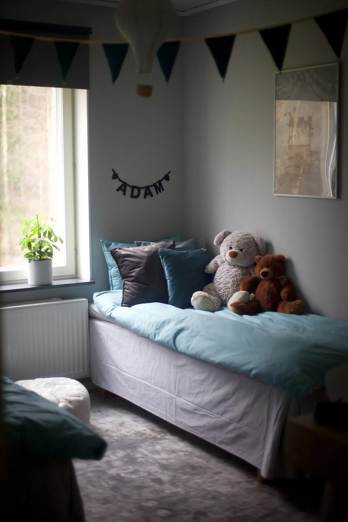 Barnens sovrum