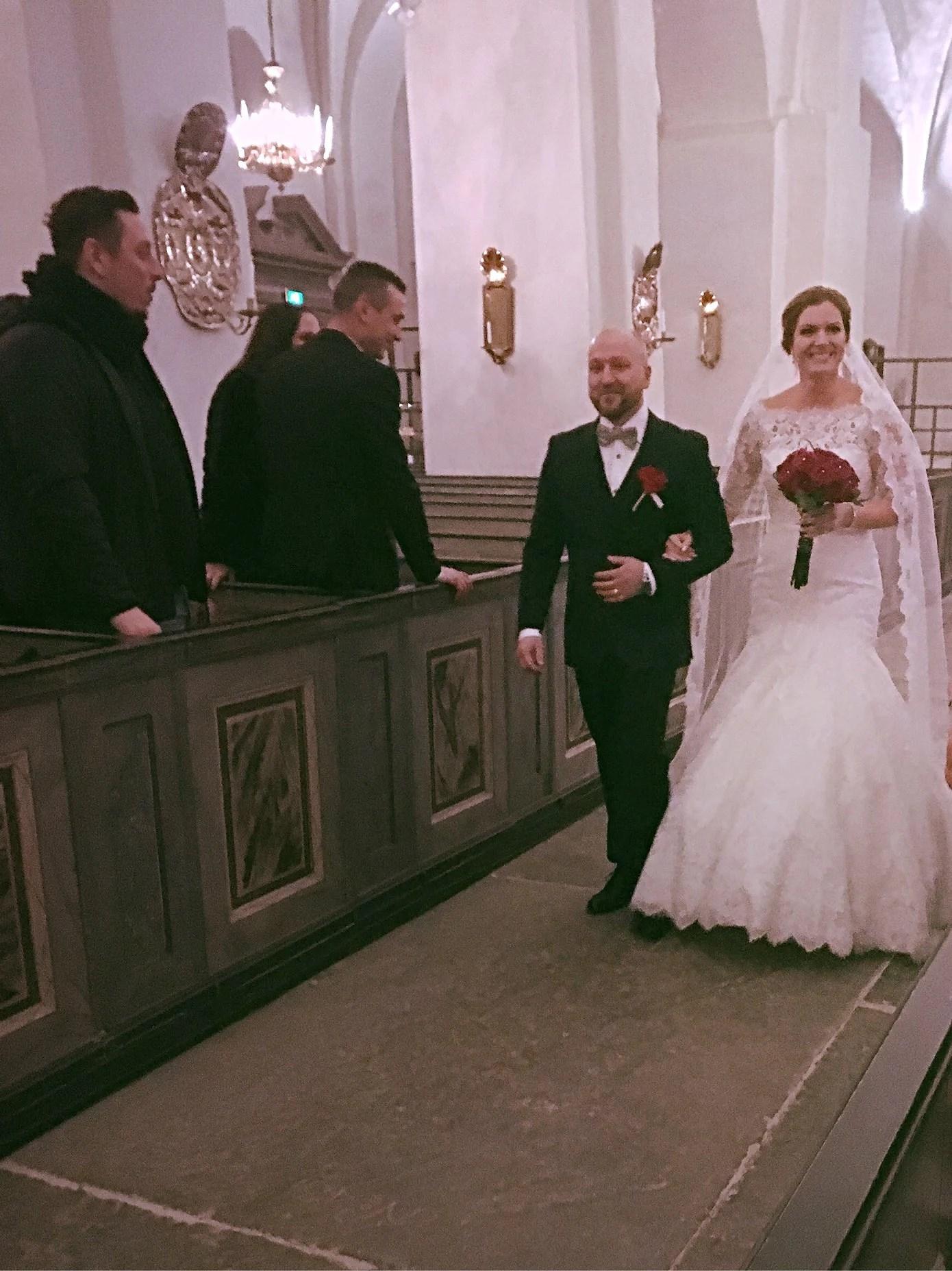 Hur var bröllopet?