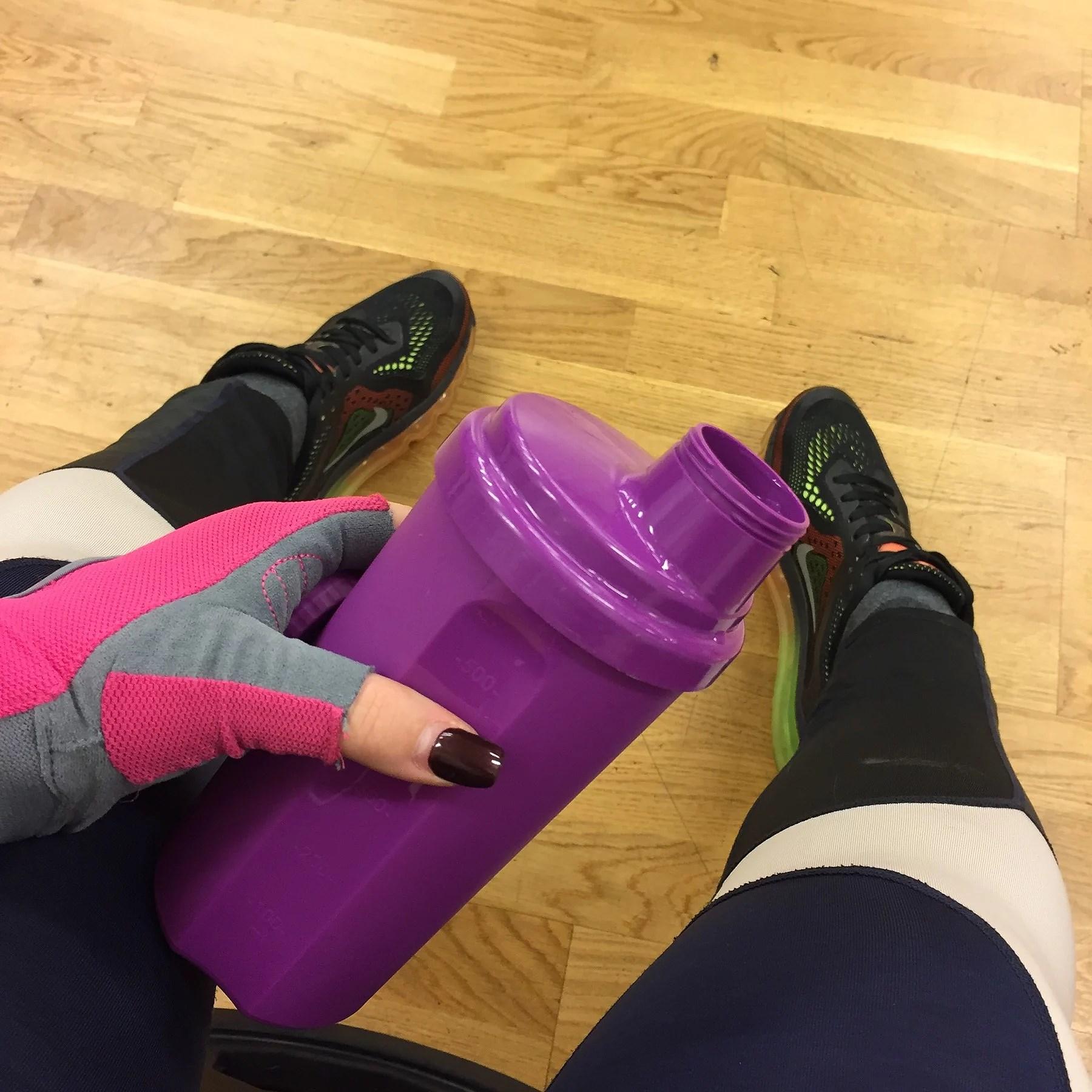 @ the gym