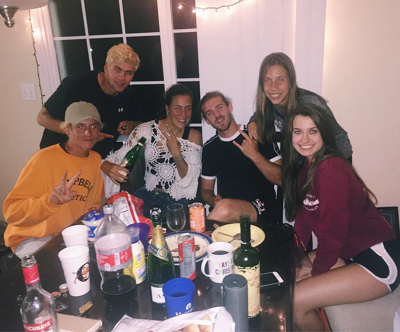 A little birthday celebration