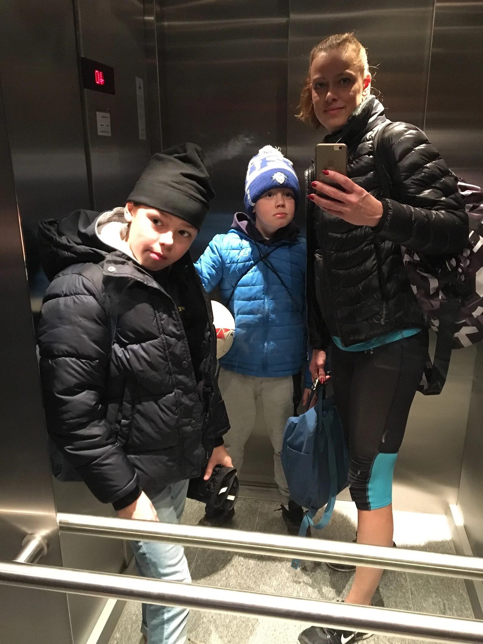 Hissbild och målet uppnått 😊