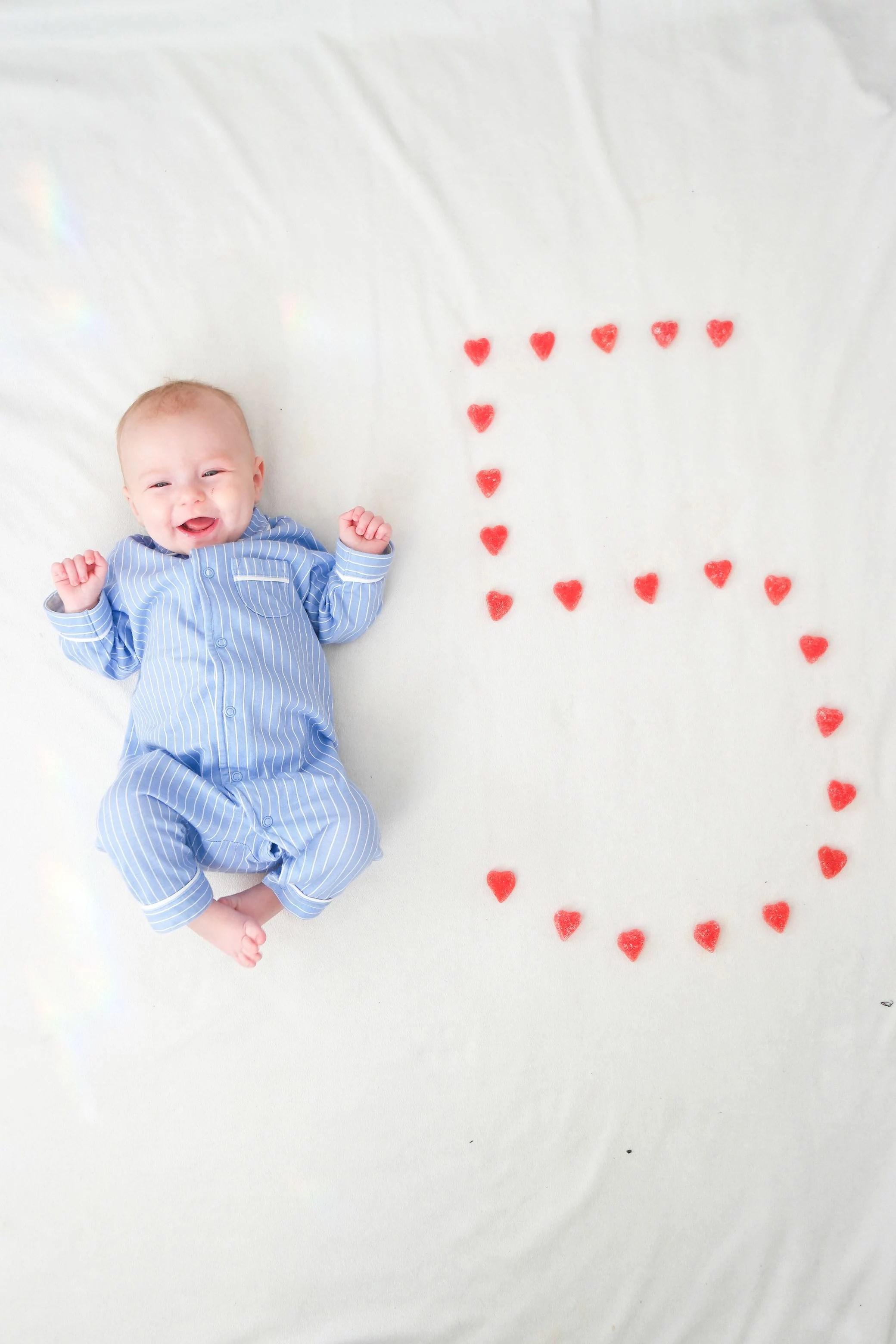 5 månader gammal