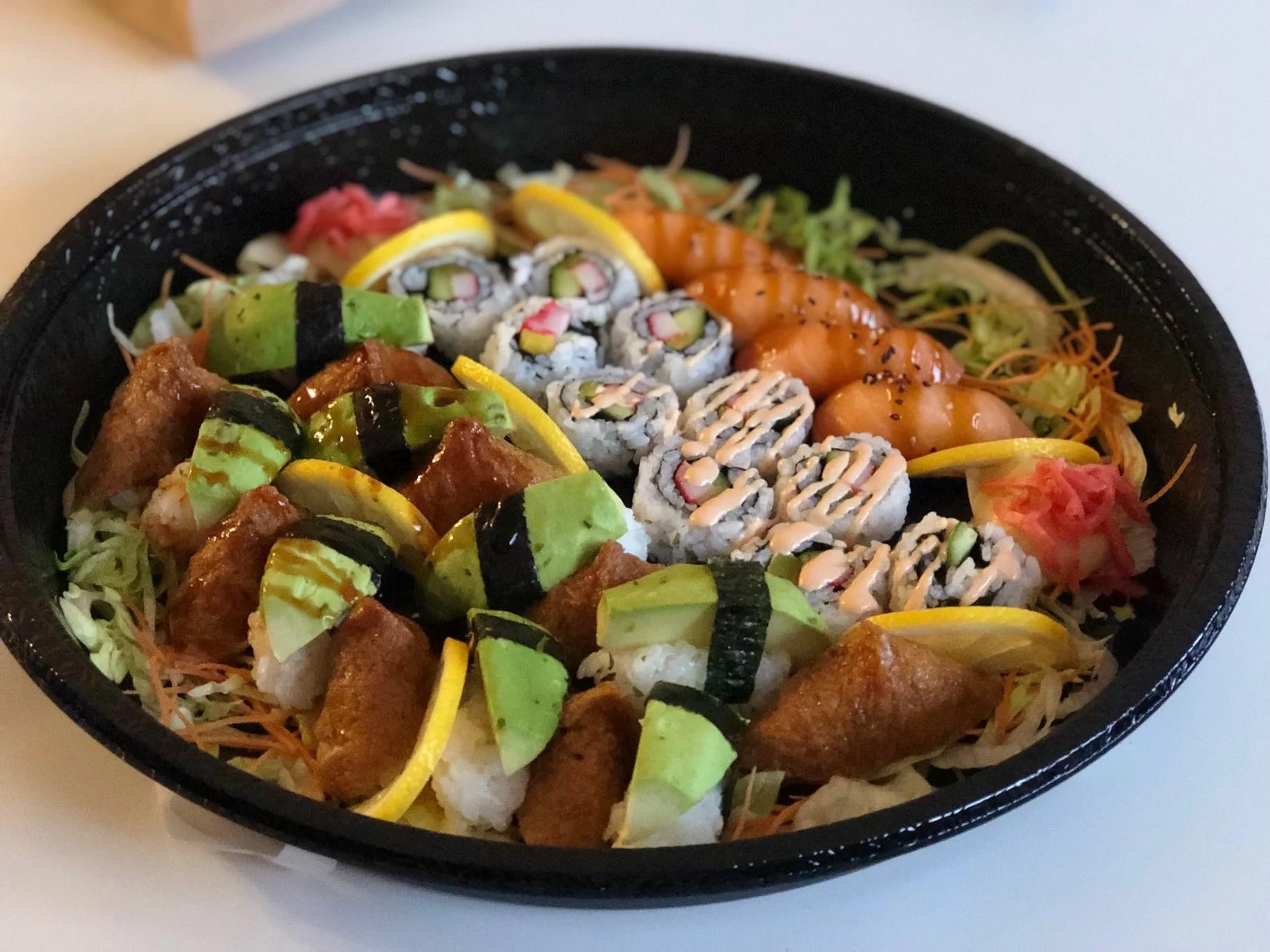 Beroende av sushi?
