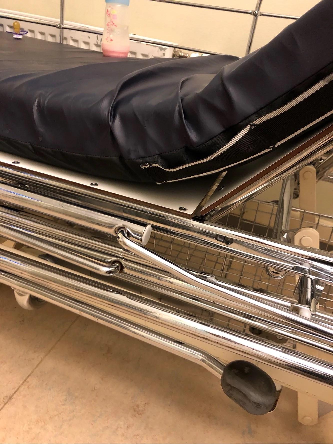Sjukhusbesök