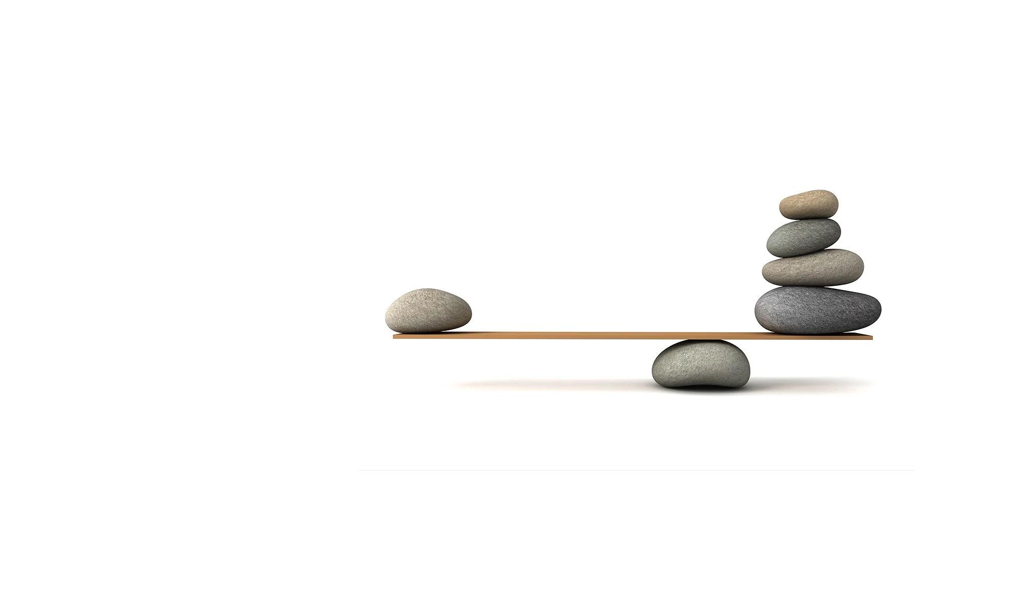 [balansen] i livet är perfekt när…