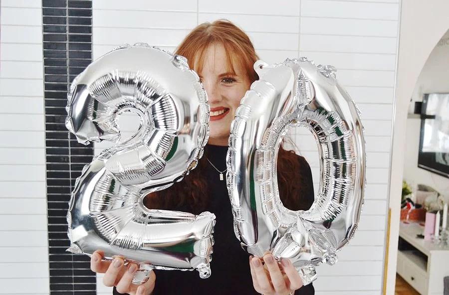 20 saker jag lärt mig på 20år