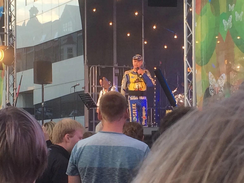 Rolandz på Umeå live