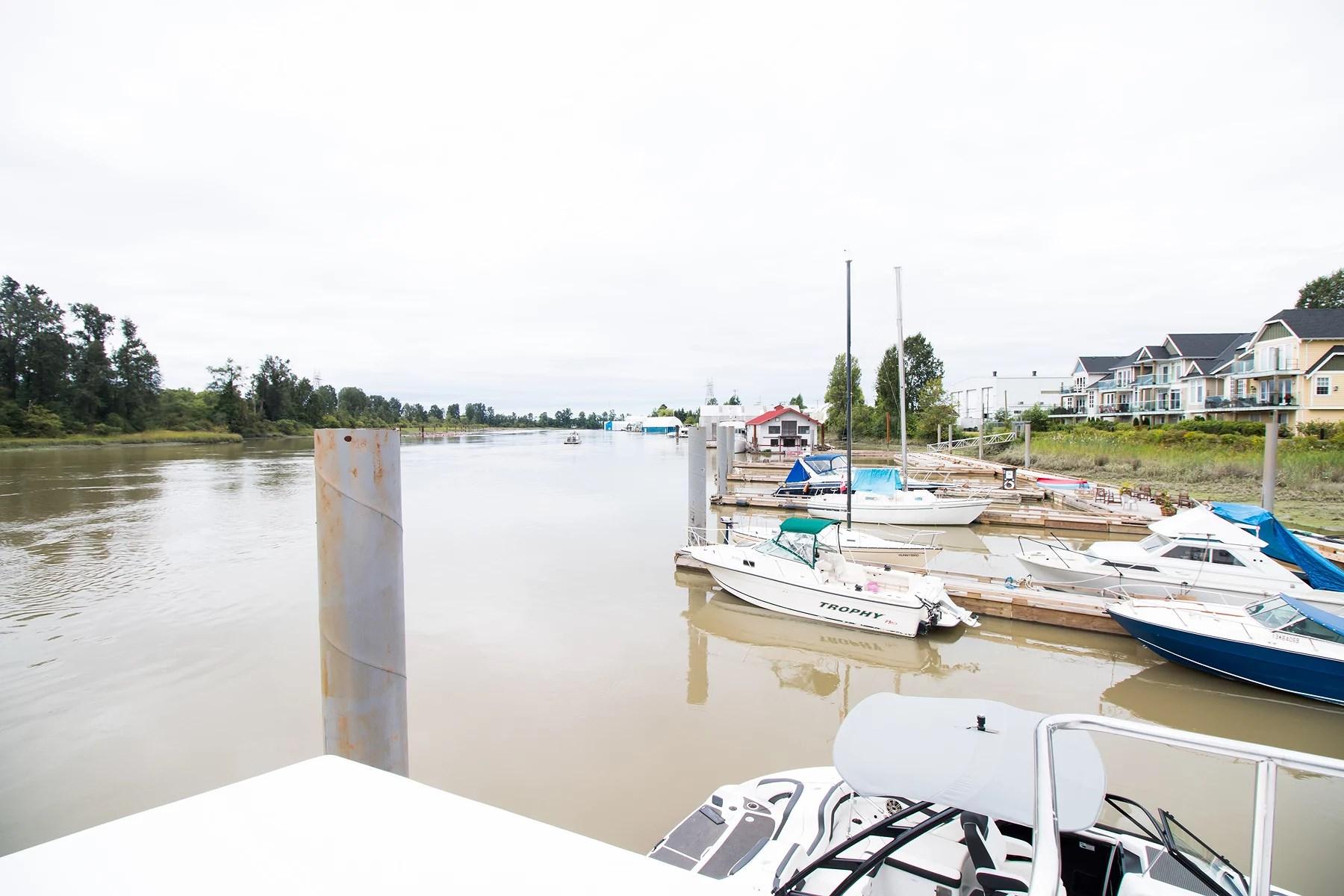 Vancouver - Annacis Channel