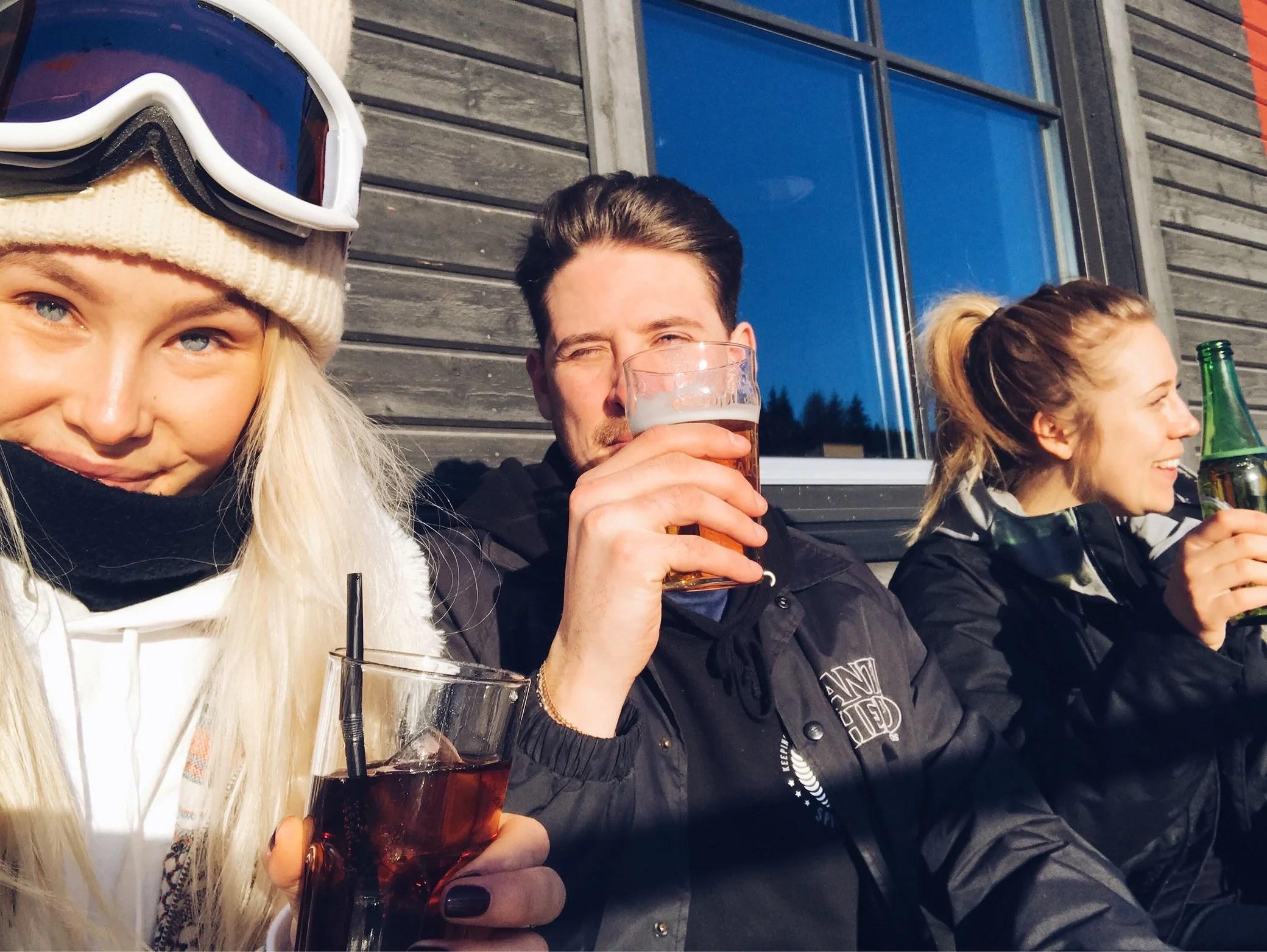 GE MIG SNÖ, SOL OCH SNOWBOARD