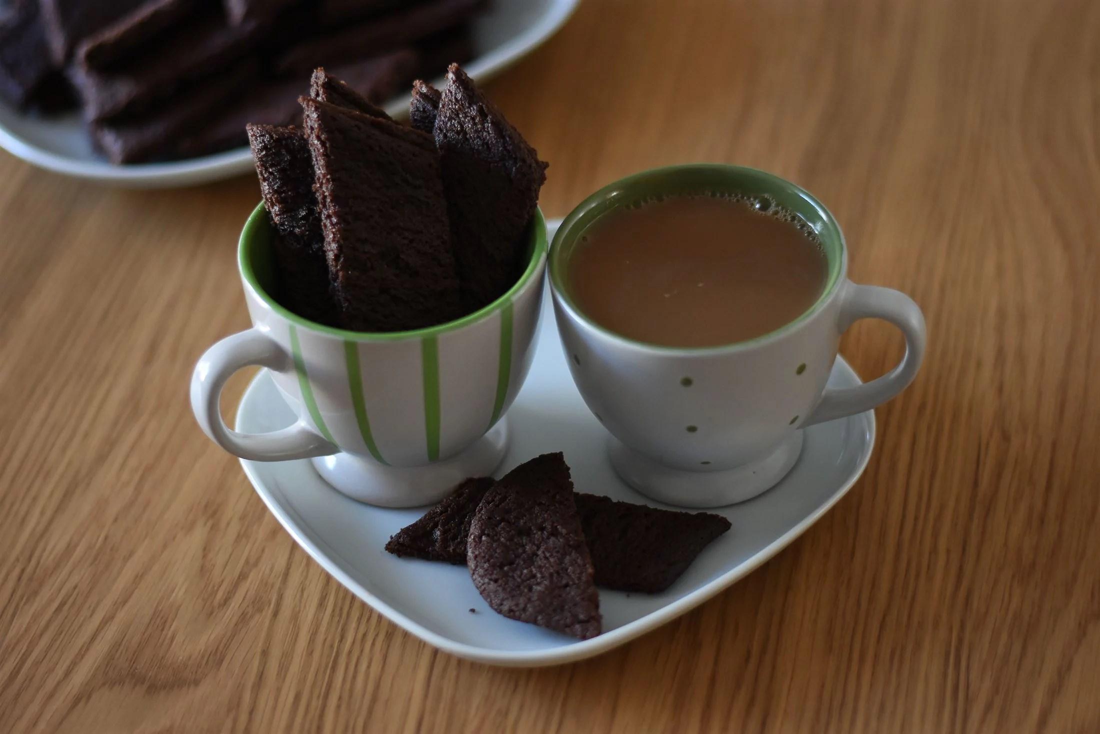 Möra Choklad- sirapssnittar