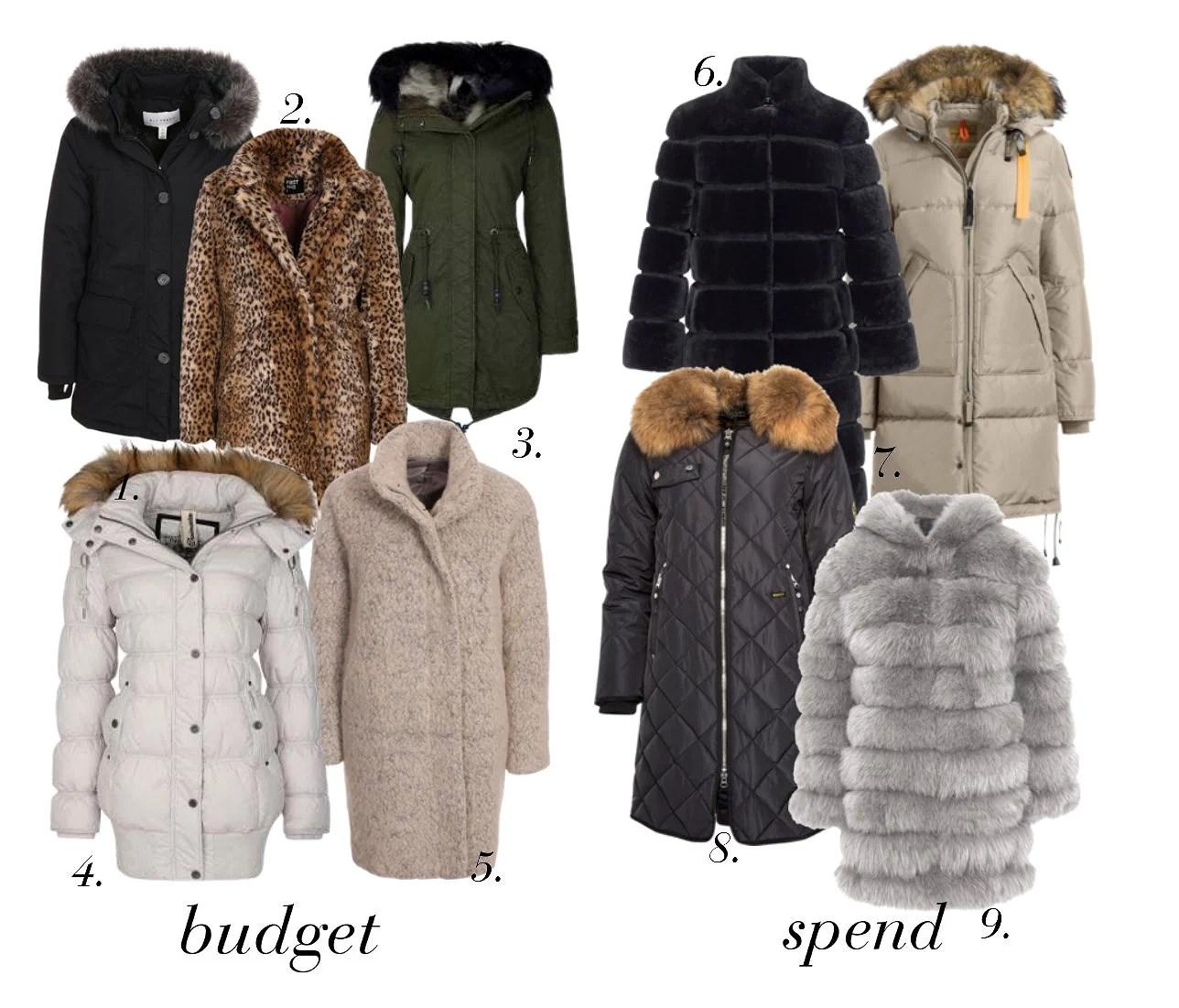 Winter jacket guide