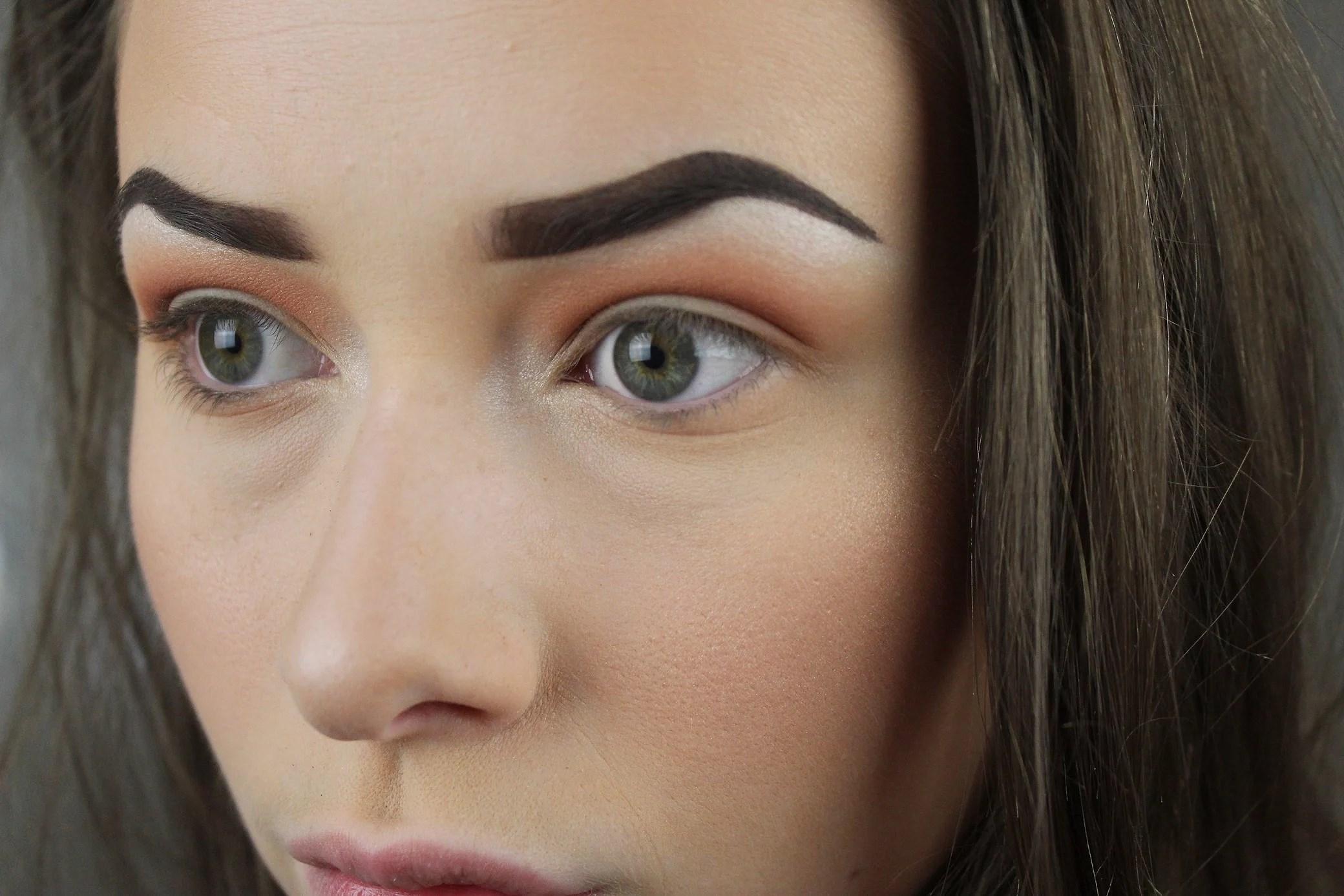 Hur jag gör mina ögonbryn