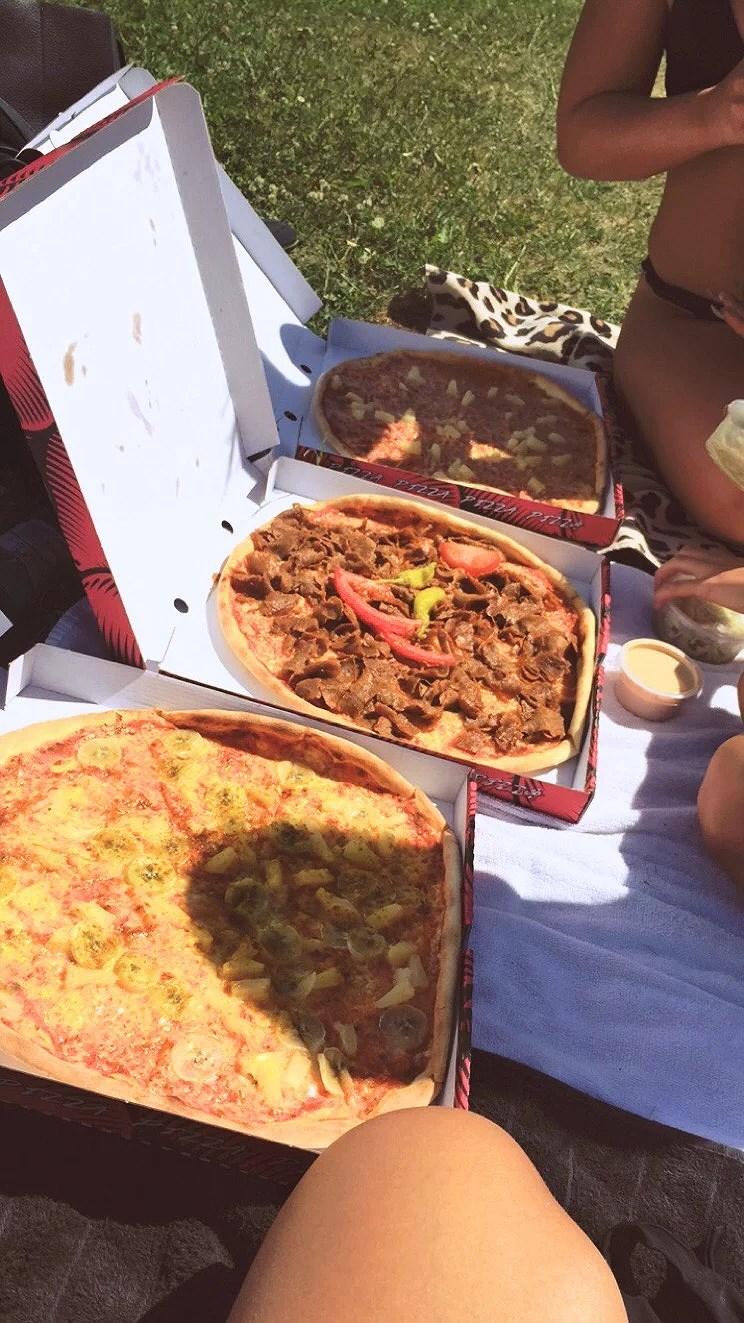 Pizza mys