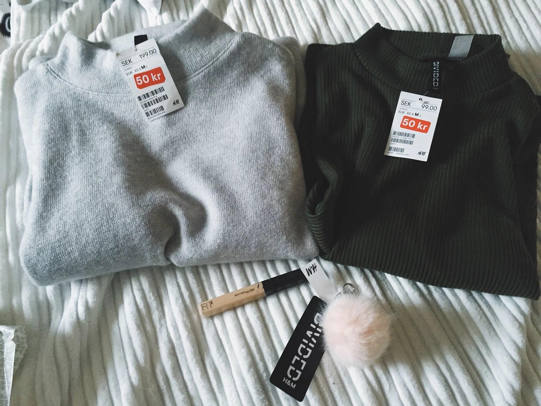 Nytt till garderoben