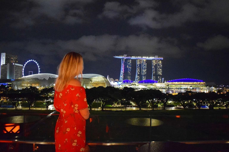 #2 Postkort fra Singapore