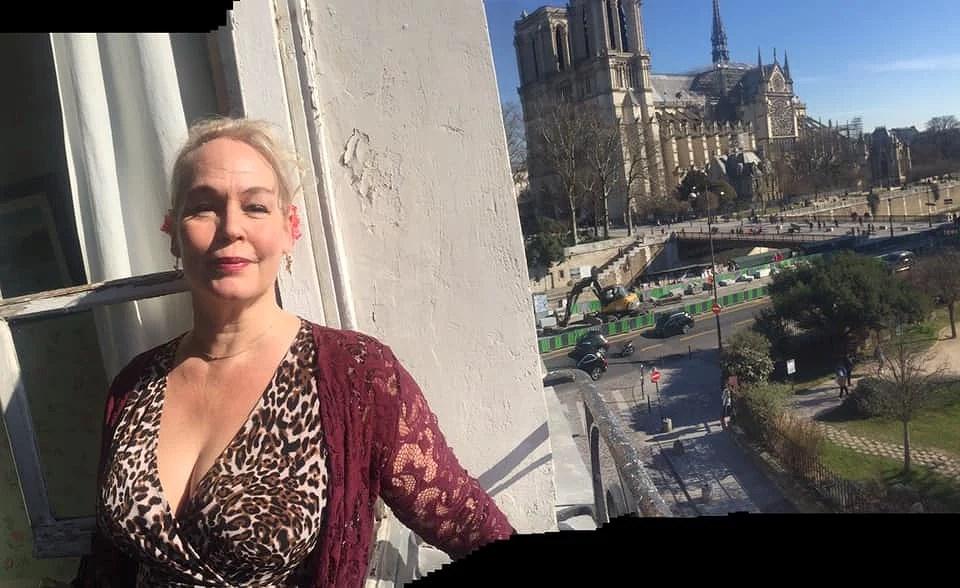 Inspirationens ljus - Paris