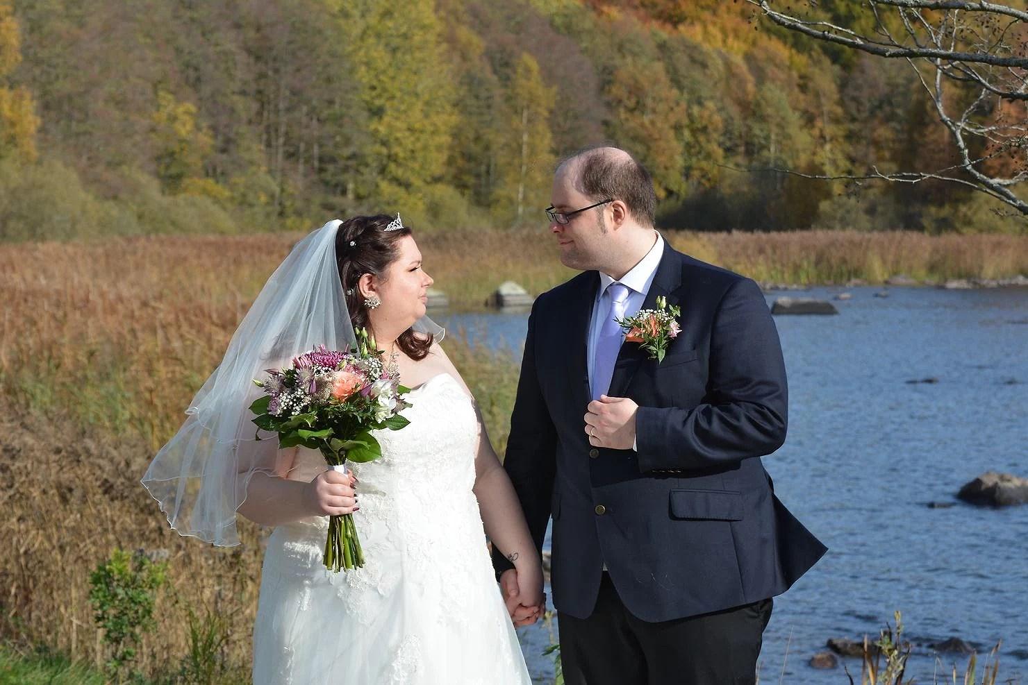 Bröllopet - Natur bilder