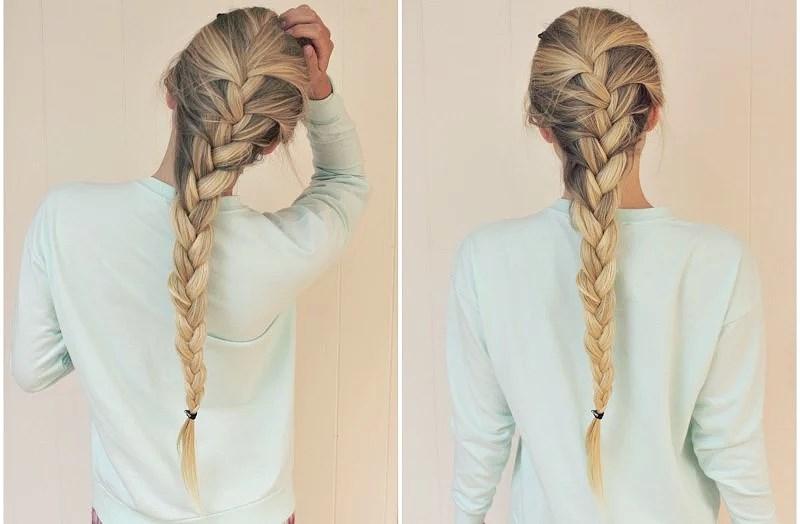 tips för att få längre hår