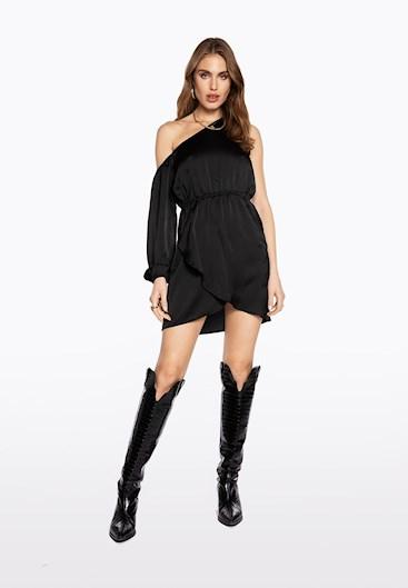 Ivyrevel One Shoulder- klänning