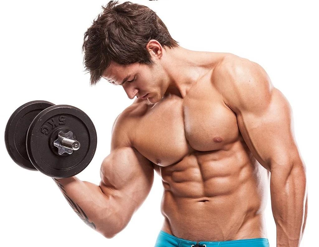 Killar Med Muskler