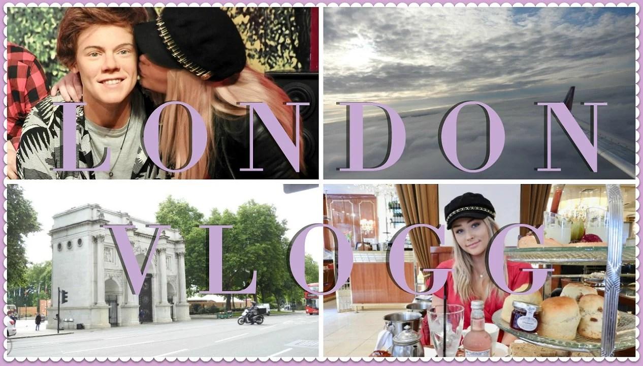 LONDON-VLOGG