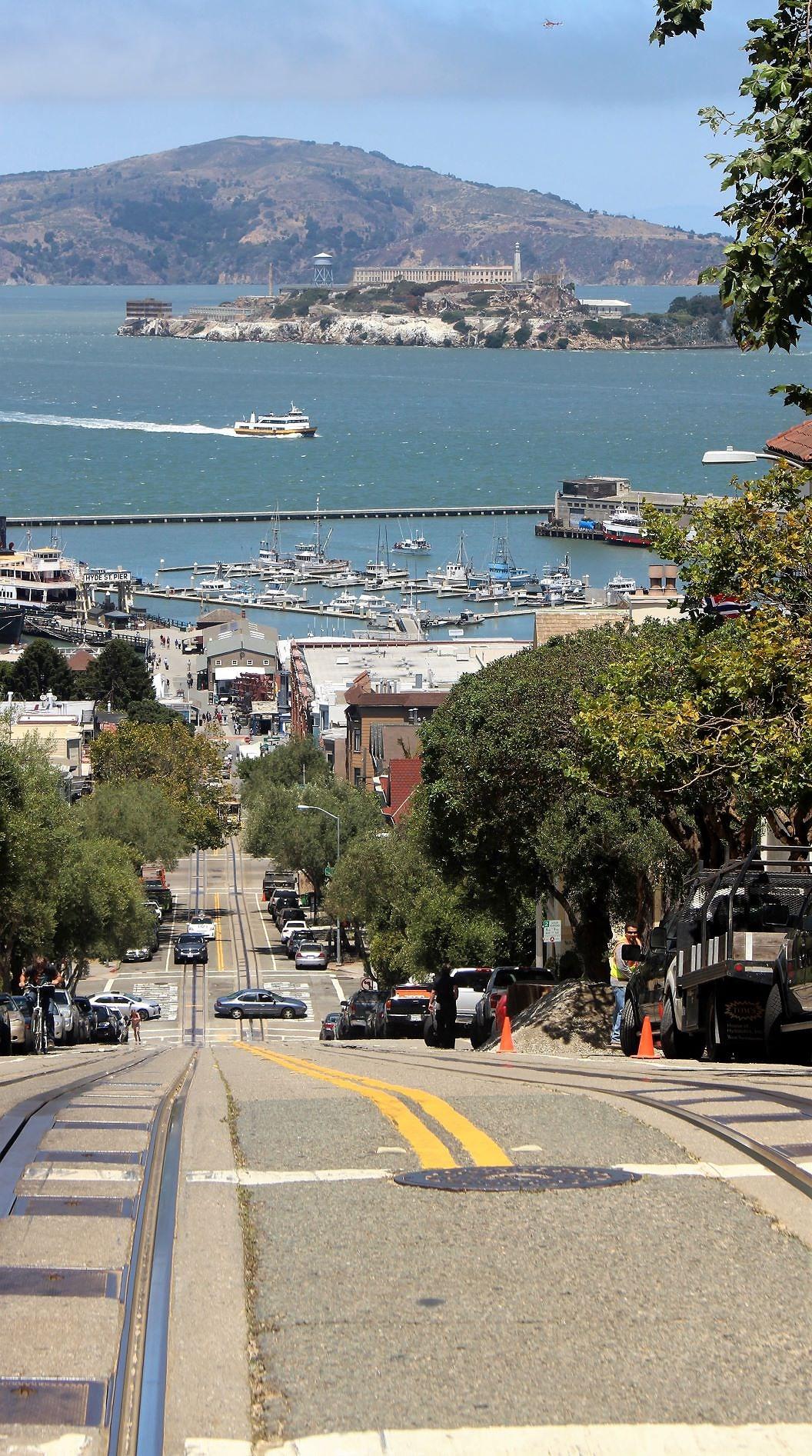 USA SAN FRANCISCO   time