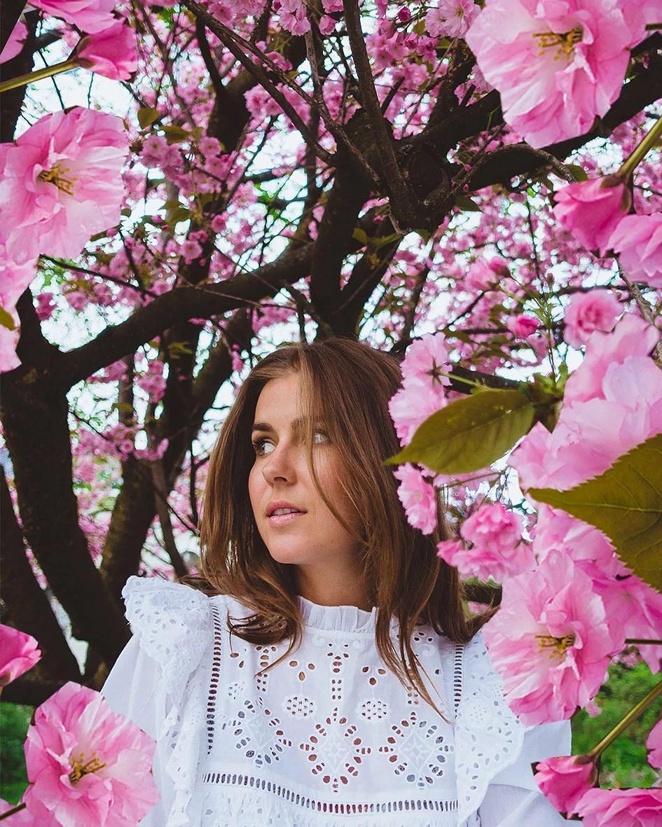 Naturlig vårlook med Estée Lauder